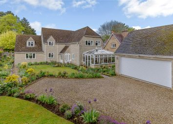 Thumbnail 5 bedroom detached house for sale in The Sands, Milton-Under-Wychwood, Chipping Norton, Oxfordshire