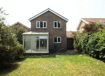 Thumbnail 4 bed link-detached house to rent in Osier Court, Stakeford, Choppington