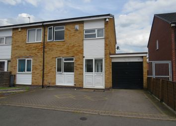 Thumbnail 3 bed semi-detached house for sale in Chaffinch Drive, Birmingham