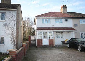 Thumbnail 4 bed semi-detached house for sale in Pole Hill Road, Hillingdon, Uxbridge