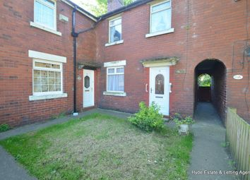 Thumbnail 3 bed terraced house for sale in Polefield Circle, Prestwich, Manchester