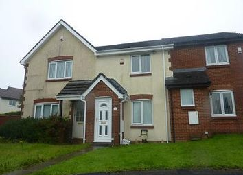 Thumbnail 2 bed terraced house to rent in Cae Crug, Llangyfelach