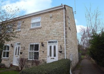 Thumbnail 2 bed end terrace house to rent in Parlington Villas, Aberford, Leeds
