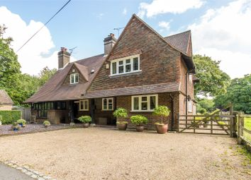 Thumbnail 3 bed semi-detached house for sale in Kent Hatch Road, Oxted