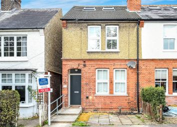 Thumbnail 4 bed semi-detached house for sale in Hilliard Road, Northwood, Middlesex