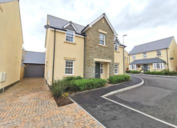 Thumbnail 4 bed detached house for sale in The Green, Llangenny Lane, Crickhowell, Powys