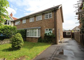 Thumbnail 4 bed semi-detached house to rent in Neville Road, Bognor Regis