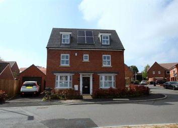 Thumbnail 4 bed detached house for sale in Kersey Crescent, Speen, Newbury, Berkshire