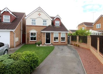 Thumbnail 3 bed property for sale in Whitefields Close, Beverley