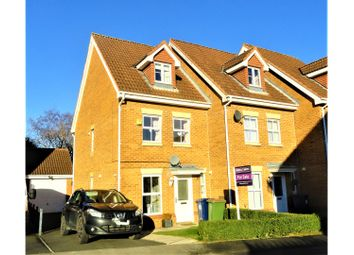 Thumbnail 3 bed terraced house for sale in Scholars Gate, Guisborough