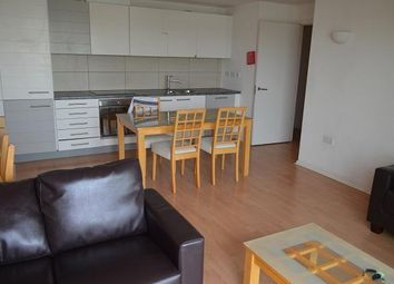 Thumbnail 1 bedroom flat to rent in Aurora Building, 164 Blackwall Way, Canary Wharf, London