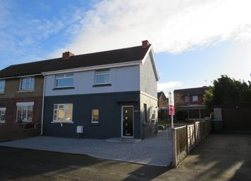 Thumbnail 3 bed semi-detached house for sale in Dukeries Crescent, Worksop