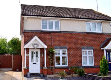 Thumbnail 2 bedroom semi-detached house for sale in Rivermead, Nuneaton, Warwickshire