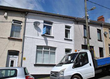 Thumbnail 3 bed terraced house for sale in Lady Tyler Terrace, Rhymney, Tredegar