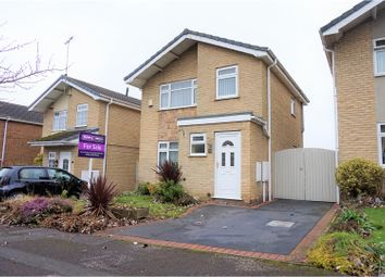 Thumbnail 3 bed detached house for sale in Home Farm Drive, Derby