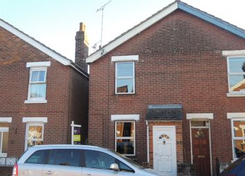 Thumbnail 2 bedroom semi-detached house for sale in Canterbury Road, Colchester