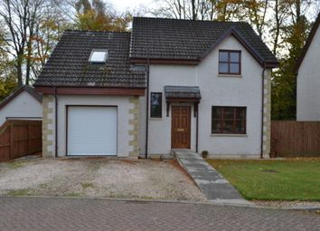 Thumbnail Detached house for sale in 2 Balnageith Gardens, Forres