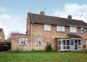 Thumbnail 3 bed semi-detached house for sale in Courtenay Road, Wantage