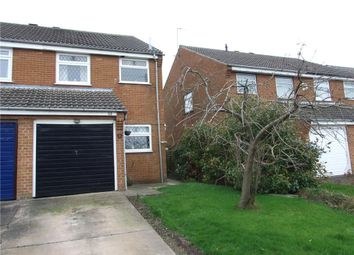 Thumbnail 3 bed semi-detached house for sale in The Crescent, Stanley Common, Ilkeston