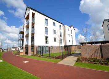 Thumbnail 1 bed flat to rent in Larson Close, Oakgrove, Milton Keynes