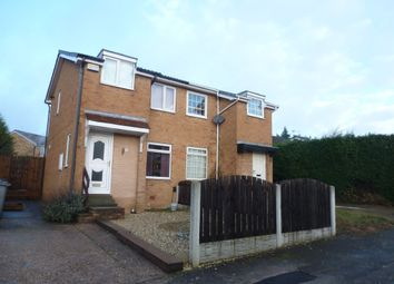 Thumbnail 3 bed semi-detached house for sale in Snailsden Way, Staincross, Barnsley