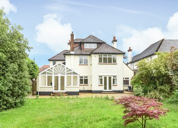 Thumbnail 5 bed detached house to rent in Ember Lane, East Molesey