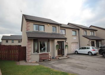 Thumbnail 3 bedroom semi-detached house for sale in Pitmedden Mews, Dyce, Aberdeen