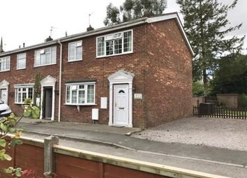 Thumbnail 3 bed end terrace house for sale in Church Street, Gosberton, Spalding, Lincolnshire