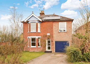Thumbnail 4 bed detached house for sale in Lockerley Green, Romsey, Hampshire