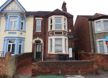 Thumbnail 2 bed flat for sale in Kempston Road, Bedford, Bedfordshire