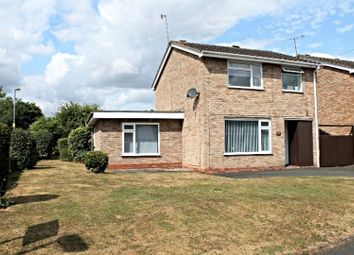 Thumbnail 3 bed detached house for sale in Canada Way, Lower Wick, Worcester