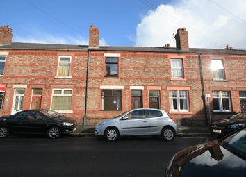 Thumbnail 2 bed terraced house to rent in Mitchell Street, Stockton Heath, Warrington