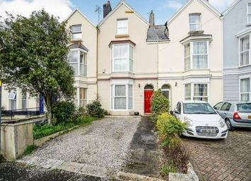 Thumbnail 4 bed terraced house for sale in North Hill, Plymouth, Devon