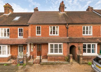 Thumbnail 3 bed terraced house for sale in Ledbury Road, Reigate, Surrey