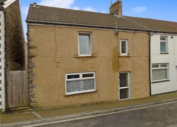 Thumbnail 3 bedroom terraced house for sale in Castle Ivor Street, Hopkinstown, Pontypridd