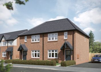 """Thumbnail 3 bedroom semi-detached house for sale in """"Jasmine"""" at Council Houses, Branston Road, Tatenhill, Burton-On-Trent"""