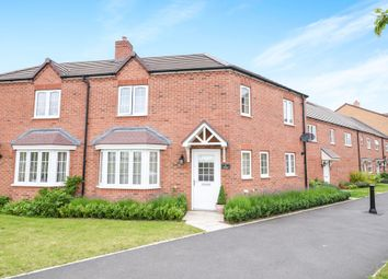 Thumbnail 3 bed semi-detached house for sale in Cestrum Walk, Evesham