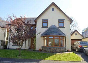 4 bed detached house for sale in Anchor Court, Penclawdd, Swansea SA4
