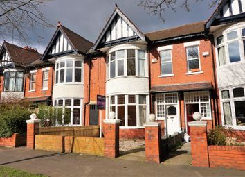 Thumbnail 3 bedroom terraced house for sale in Victoria Avenue, Hull
