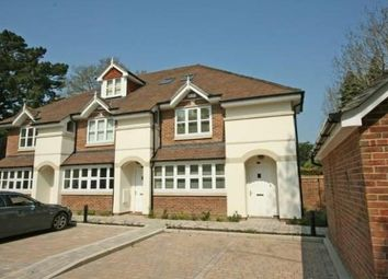 Thumbnail 4 bed property to rent in Alexandra Mews, Lymington