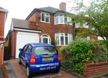 Thumbnail 3 bed semi-detached house to rent in Orton Avenue, Minworth, Sutton Coldfield