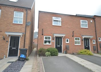 Thumbnail 2 bedroom semi-detached house for sale in Wellspring Gardens, Dudley