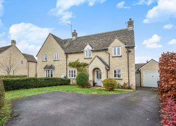 Thumbnail 3 bed semi-detached house for sale in Linden Lea, Down Ampney, Cirencester
