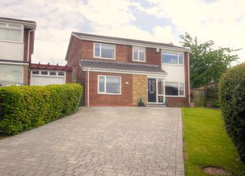 Thumbnail 4 bedroom detached house for sale in Ladybank, Chapel Park, Newcastle Upon Tyne