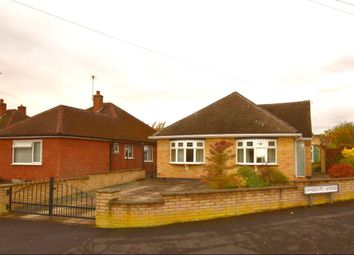Thumbnail 2 bed bungalow for sale in Harrowgate Drive, Birstall, Leicester