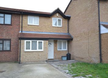 Thumbnail 3 bed semi-detached house to rent in Talisman Close, Goodmayes, Ilford