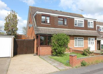 Thumbnail 3 bed semi-detached house for sale in Precosa Road, Botley, Southampton
