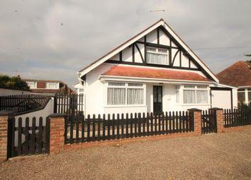 Thumbnail 4 bed bungalow for sale in Waverley Road, Bognor Regis, West Sussex