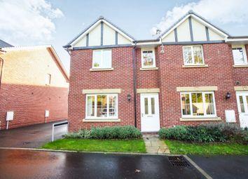 Thumbnail 3 bed semi-detached house to rent in Blears Avenue, Regents Park, Nantwich