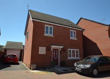 Thumbnail 3 bed detached house for sale in Nursery Grove, Barrow Upon Soar, Loughborough